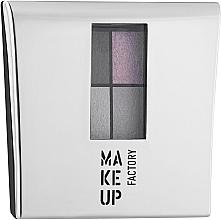 Polvos de sombras de ojos con aplicador - Make Up Factory Eye Colors — imagen N2