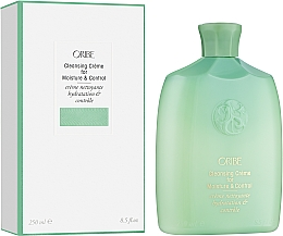 Perfumería y cosmética Crema limpiadora hidratante de cabello con extracto de edelweiss - Oribe Moisture & Control Cleansing Creme
