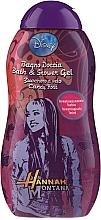 Perfumería y cosmética Gel de ducha perfumado - Admiranda Hannah Montana