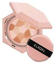 Perfumería y cosmética Base de maquillaje cushion compacto, SPF50+PA+++ - Elroel Blending Compact Cushion