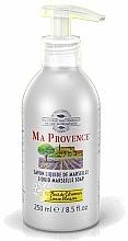 Perfumería y cosmética Jabón líquido de Marsella de limón - Ma Provence Liquid Marseille Soap Lemon