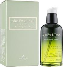 Perfumería y cosmética Tónico facial con extracto orgánico de aloe vera - The Skin House Aloe Fresh Toner