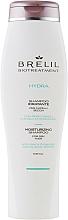 Perfumería y cosmética Champú hidratante con flores de Bach y agua glaciar - Brelil Bio Treatment Hydra Shampoo