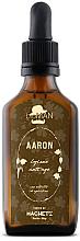 Perfumería y cosmética Loción para cabello antiedad con proteína de soja - BioMan Aaron Anti Age Lotion