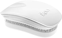 Perfumería y cosmética Cepillo desenredante - Ikoo Pocket White Brush