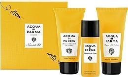 Perfumería y cosmética Acqua di Parma Colonia Nomade - Set (desodorante/50ml + gel de ducha/75ml + bálsamo after shave/75ml)