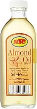 Perfumería y cosmética Aceite de almendras  100% natural para cuerpo y cabello - KTC Almond Oil