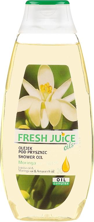 Aceite de ducha de moringa, jojoba & amaranto - Fresh Juice Shower Oil Moringa