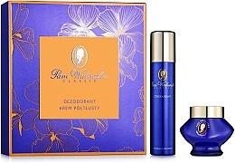 Perfumería y cosmética Pani Walewska Classic - Set (desodorante/90ml + crema facial/50ml)