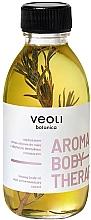 Perfumería y cosmética Aceite corporal reafirmante con extracto de romero - Veoli Botanica Aroma Body Therapy Firming Body Oil With Active Rosemary Extract