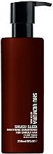Perfumería y cosmética Acondicionador con aceite de comino negro para cabello rebelde - Shu Uemura Art Of Hair Shusu Sleek Smoothing Conditioner