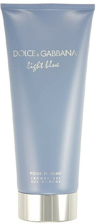 Dolce & Gabbana Light Blue Pour Homme - Gel de ducha perfumado — imagen N1