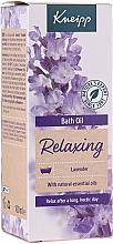 Perfumería y cosmética Aceite de baño con lavanda - Kneipp Lavender Bath Oil