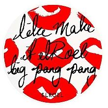 Perfumería y cosmética Base de maquillaje cushion nutritiva de larga duración con vitaminas, SPF 50+ - Elroel Big Pang Pang Dot Cushion