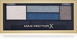 Perfumería y cosmética Paleta de sombras de ojos & cejas altamente pigmentadas - Max Factor Smokey Eye Drama Kit 2-IN-1 Eyeshadow and Brow Powder