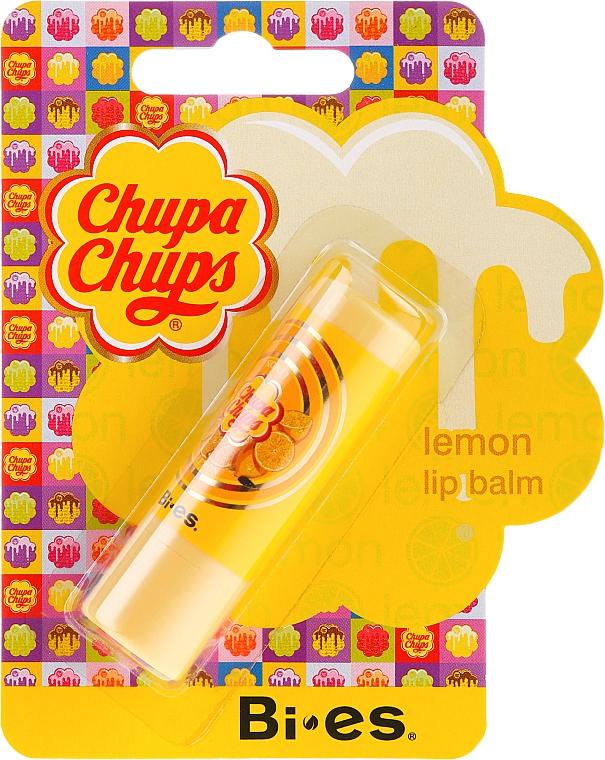 Bálsamo labial con sabor a limón - Bi-es Chupa Chups Lemon