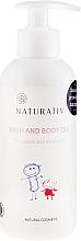 Perfumería y cosmética Aceite corporal de baño y masaje para bebés con sésamo - Naturativ Bath and Body Oil for Infants and Baby