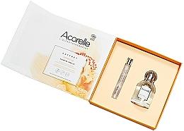 Perfumería y cosmética Acorelle Fleur de Vainilla - Set (edp/50ml + roll-on perfume/10ml)