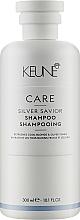 Perfumería y cosmética Champú neutralizador de tonos amarillos con proteína hidrolizada de trigo - Keune Care Silver Savior Shampoo