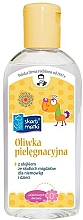 Perfumería y cosmética Aceite corporal para bebés con almendra dulce - Skarb Matki