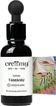Perfumería y cosmética Sérum facial suavizante con aceite de tamanu, vegano - Creamy Tamanu Smooth Oil Serum