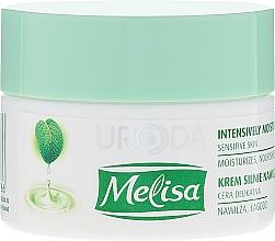 Perfumería y cosmética Crema facial hidratante con extracto de melisa - Uroda Melisa Face Cream