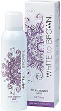 Perfumería y cosmética Bruma corporal autobronceadora - White To Brown Self Tanning Mist Medium