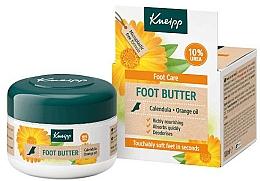 Perfumería y cosmética Manteca de pies con extracto de caléndula y aceite de naranja - Kneipp Foot Butter