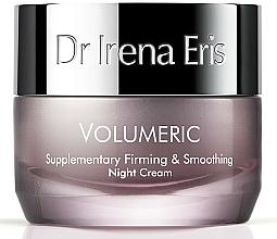 Perfumería y cosmética Crema facial con ácido hialurónico, karité y cera de abeja - Dr. Irena Eris Volumeric Supplementary Firming & Smoothing Night Cream