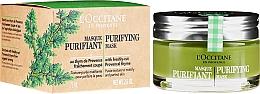 Perfumería y cosmética Mascarilla facial limpiadora con tomillo orgánico - L'Occitane Purifying Mask