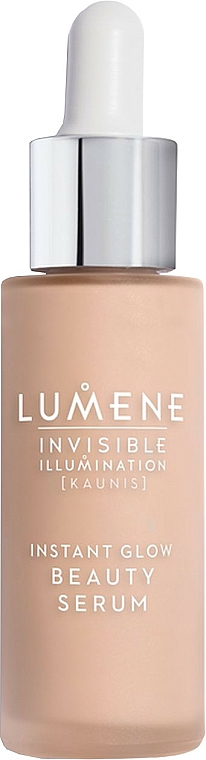 Base de maquillaje, vegana - Lumene Invisible Illumination
