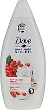 Perfumería y cosmética Gel de ducha con bayas de goji - Dove Nourishing Secrets Revitalising Ritual Goji Shower Gel