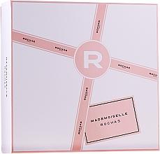 Perfumería y cosmética Rochas Mademoiselle Rochas - Set (eau de parfum/90ml + loción corporal/100ml + eau de parfum/mini/7.5ml)