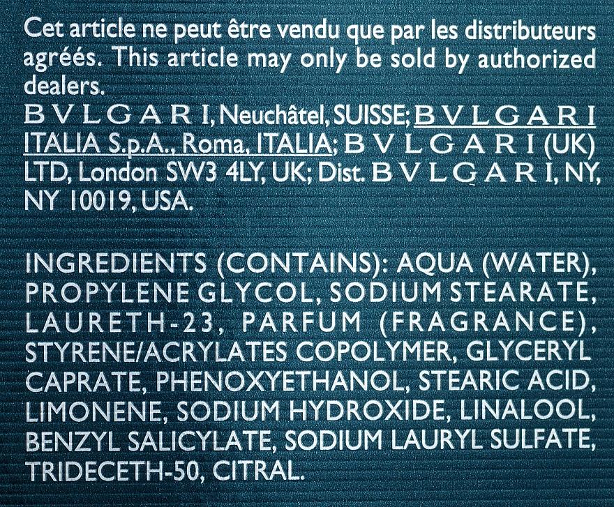 Bvlgari Aqva Pour Homme - Desodorante stick — imagen N3
