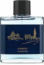 Perfumería y cosmética Playboy London - Eau de toilette