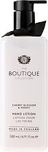 Perfumería y cosmética Loción de manos con aroma a flor de cerezo y peonía - Grace Cole Boutique Cherry Blossom and Peony Hand Lotion