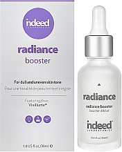 Perfumería y cosmética Sérum facial potenciador de luminosidad con complejo de biolípidos de origen vegetal - Indeed Laboratories Radiance Booster