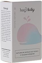 Perfumería y cosmética Jabón natural para bebés con aceite de arroz - Hagi Baby Soap