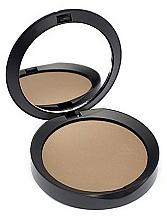 Perfumería y cosmética Polvo bronceador con espejo - PuroBio Cosmetics Resplendent Bronzer
