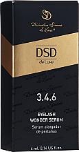 Perfumería y cosmética Sérum alargador de pestañas - Divination Simone De Luxe DSD Eyelash Wonder Serum, №3.4.6
