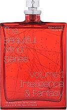 Perfumería y cosmética Escentric Molecules The Beautiful Mind Series Intelligence & Fantasy - Eau de toilette