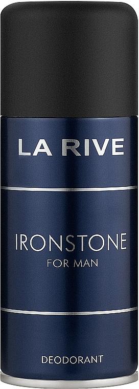 La Rive Ironstone - Desodorante spray