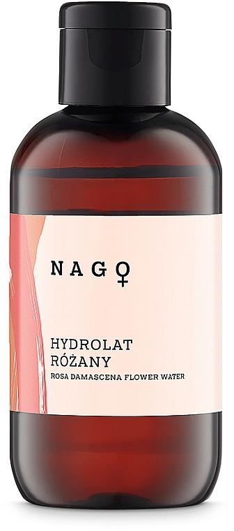 Hidrolato de rosa damascena - Fitomed Rose Water