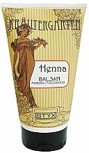 Perfumería y cosmética Bálsamo de henna incoloro - Styx Naturcosmetic Henna Balsam