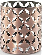 Perfumería y cosmética Portavelas - Yankee Candle Moroccan Copper Jar Holder