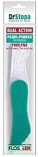 Perfumería y cosmética Lima de pedicura con piedra pómez - Floslek Dr Stopa Foot Therapy Foot File With Pumice For Pedicure
