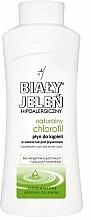 Perfumería y cosmética Gel de ducha y baño hipoalergénico con clorofila - Bialy Jelen Hypoallergenic Bath Lotion