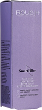Perfumería y cosmética Mascarilla facial iluminadora con extracto de café verde y ácido hialurónico - Rougj+ Smart Filler Maschera Effetto Luce