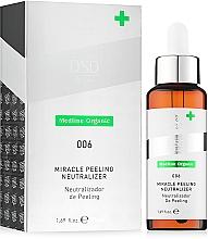 Perfumería y cosmética Neutralizador peeling capilar con sal de bicarbonato - Simone DSD de Luxe Medline Organic Miracle Peeling Neutralizer, №006