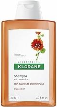 Perfumería y cosmética Champú anticaspa con extracto de capuchina - Klorane Shampoo With Nasturtium Extract